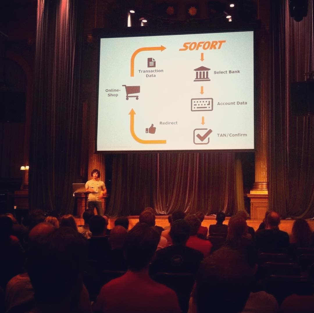 The Konferense - Klarna Developer Conference